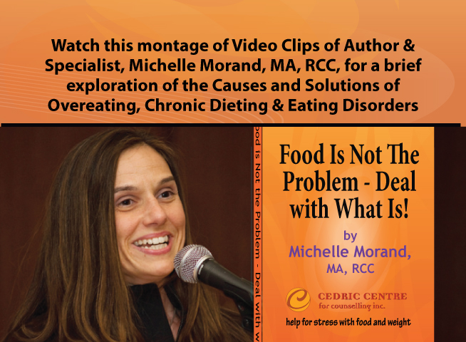 Michelle-Morand~Eating-Disorder-Counsellor~Clips-from-Interviews-&-Talks..