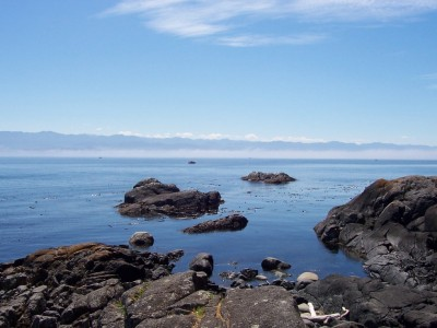British Columbia Coastline