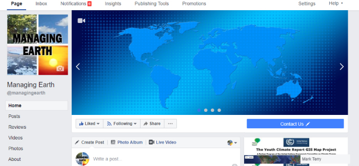 Creating Facebook Pages