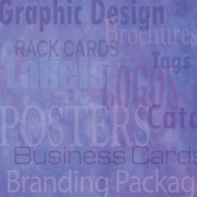 Graphic Design for Marketing Services