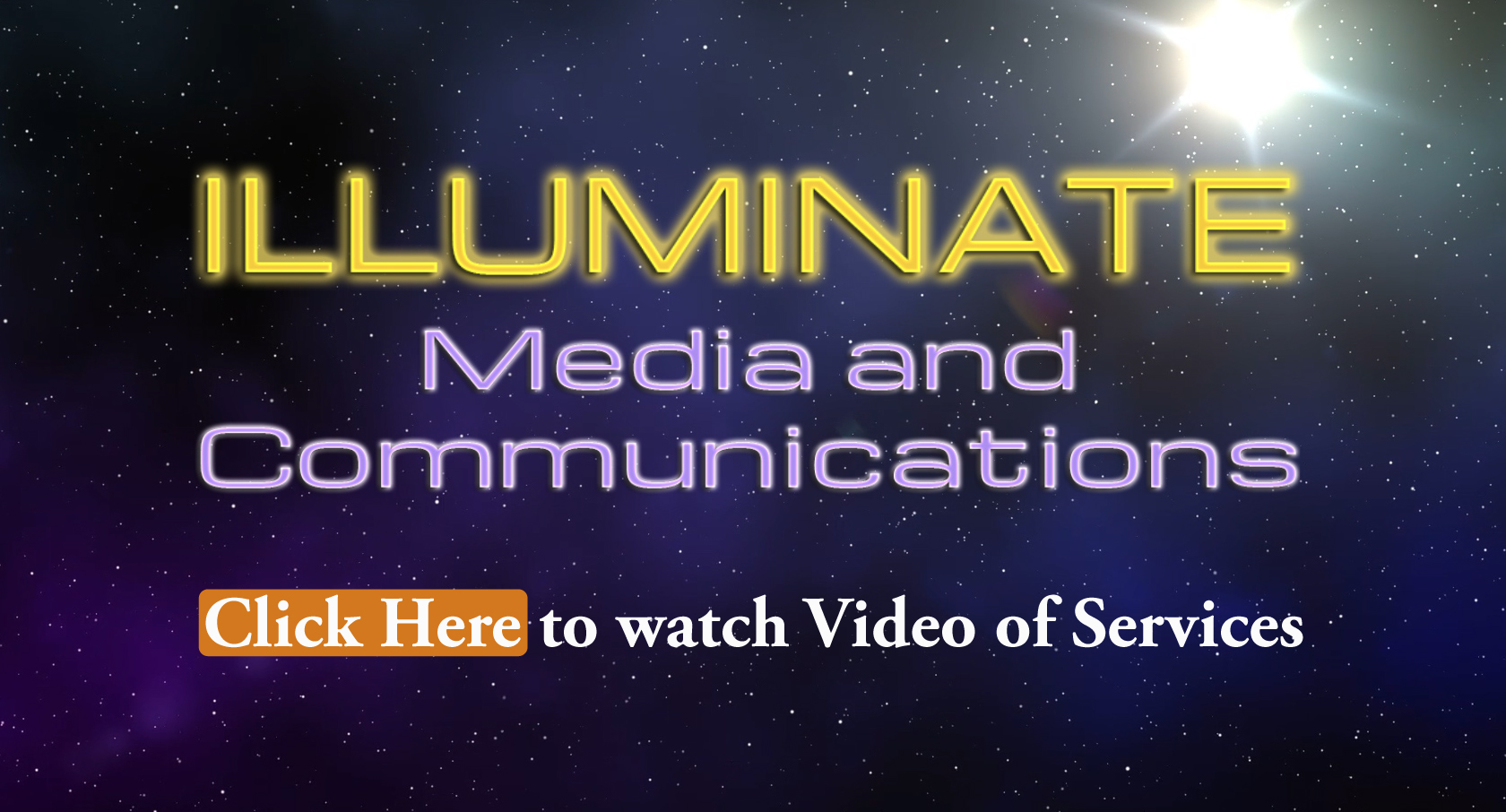 Illuminate Media and Communications Marketing Services