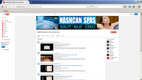 NashCan-Spas-YouTub Site