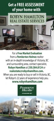 Rack Card to promote BC Real Estate