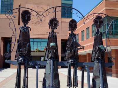 Sculpture-outside-Pickering-City-Hall