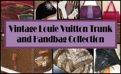 Vintage-Collection-of-Trunk-and-Handbags